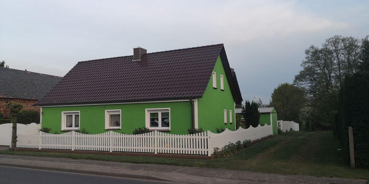 Der Wert der Immobilie wurde nach dem Sachwertverfahren durch den Gutachter Christian Fahl aus Strausberg ermittelt.